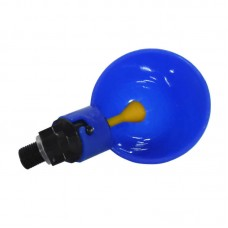 Поилка чашка синяя.(уп.100)