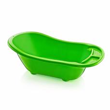 Ванна детская с водостоком (уп.5) салатн. 0140сал