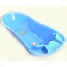 Ванна детская Фаворит большая 55л (уп.5) голубая 0035гол