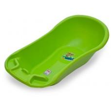 Ванна детская Фаворит большая 55л (уп.5) зелёная 0035зел