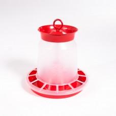 Кормушка для птиц 5кг Элластик-пласт (уп.7)
