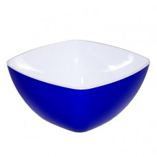 Салатник двуцветный 140*140мм Милих (уп.40)