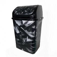 Ведро для мусора КАМЕЛИЯ №3 18л АТЛАС (уп.12)