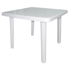 Стол квадратный 800*800мм Милих /белый