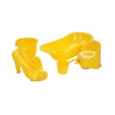 Набор для детей ДУНЯ желтый 0148желт