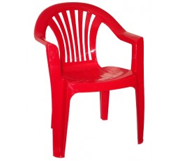 Кресла пластмассовые