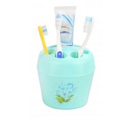 Подставки для зубных щеток, футляры