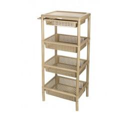 Полки и этажерки для кухни