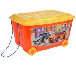 Ящики и контейнеры для игрушек